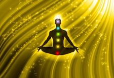 chakra golden field meditation
